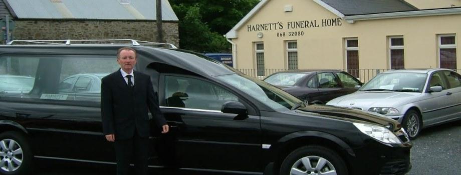 Harnett's Funeral Home, The Square, Abbeyfeale, Co. Limerick.